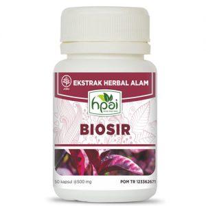 Biosir HNI HPAI Efektif Mengobati Wasir Secara Alami