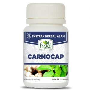 Carnocap HNI HPAI Mengobati Kanker Secara Alami