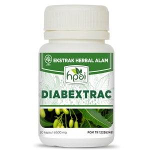 Diabextrac HNI HPAI Ampuh Mengatasi Diabetes