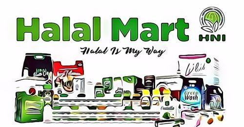 Agenstok HNI Halal Mart