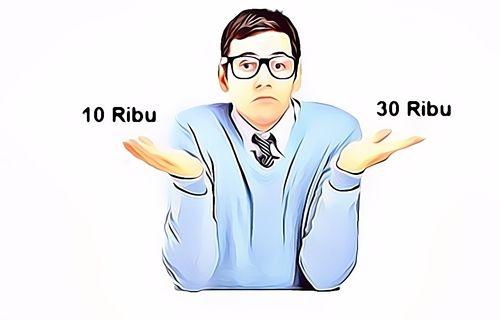 Biaya Daftar Agen HNI 10 Ribu dan 30 Ribu