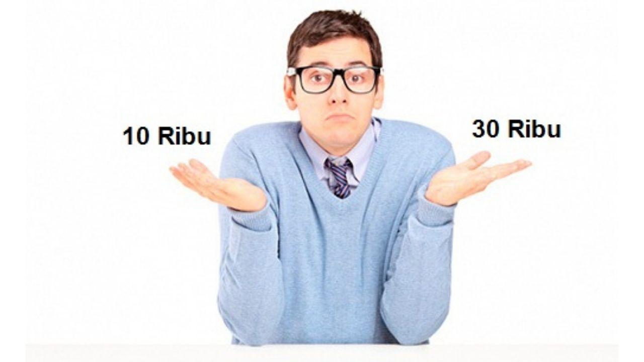 Perbedaan Biaya Daftar Agen HNI 10 Ribu dan 30 Ribu